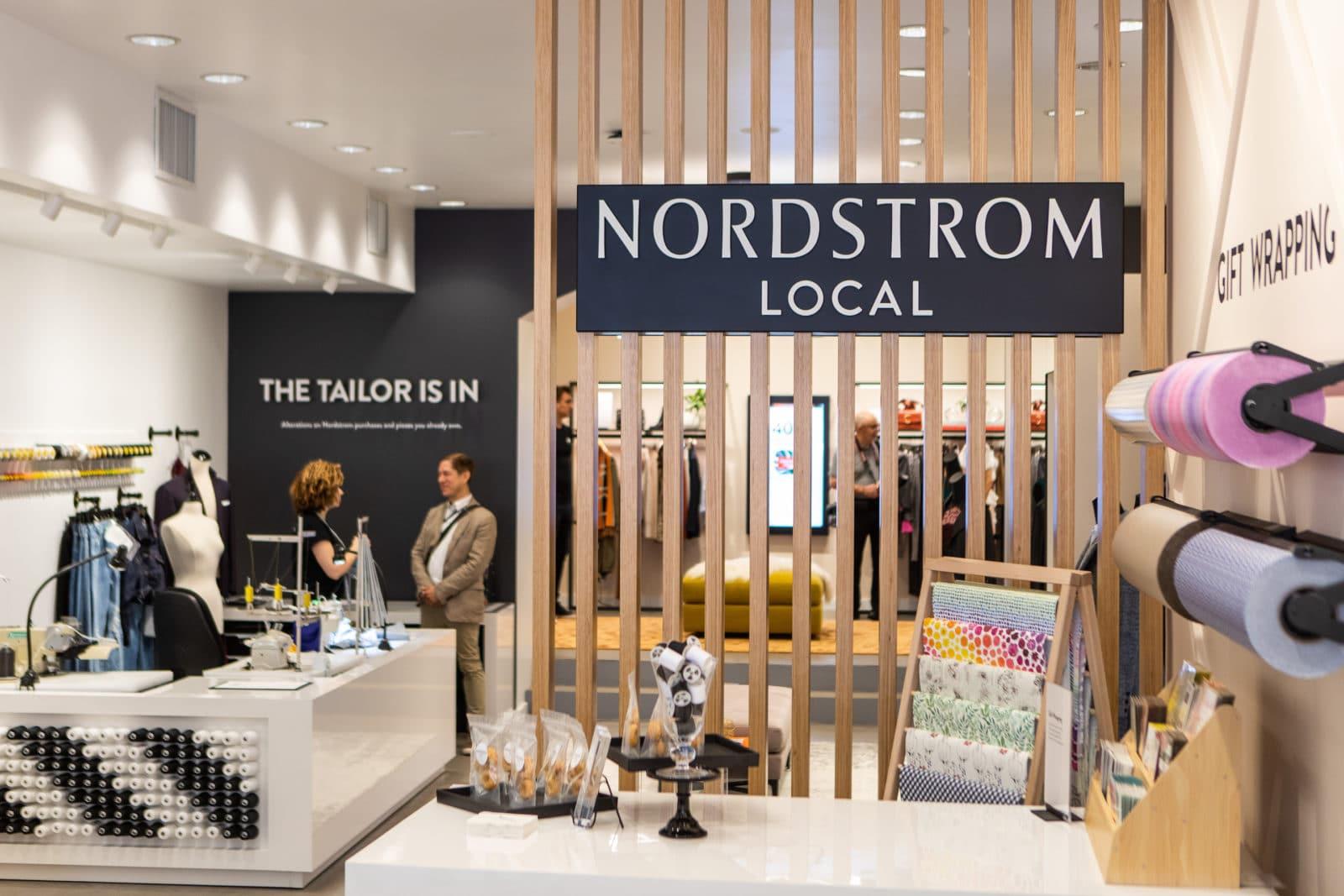 Nordstron Local - exemplo de PDE
