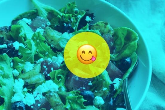 Touchscreen no setor de alimentação: ver, tocar, comer