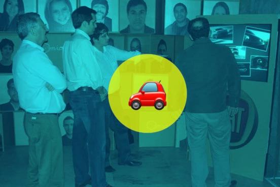 Fiat utiliza solução interativa da Aqua na Mostra Jovens Designers