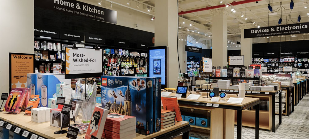 Amazon 4Star Concept Store