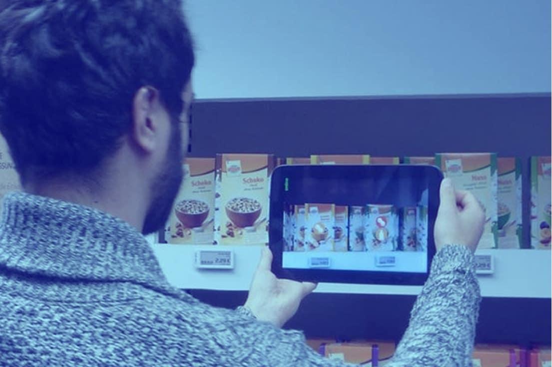 Um passeio pelo supermercado do futuro