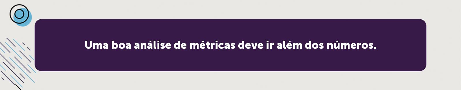 Análise de métricas de vendas
