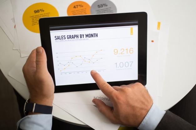 Ferramentas para analisar métricas de vendas