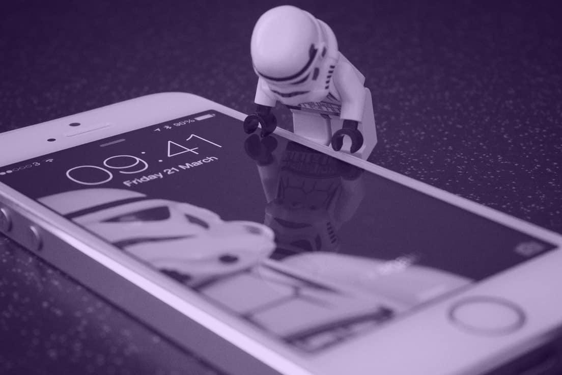 Tecnologia como desejo de consumo
