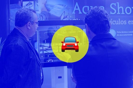 Mercado automobilístico descobre Showcase Veículos na ExpoFenabrave