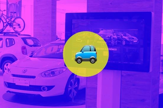Solução interativa da Aqua ajuda Renault na Grand Brasil