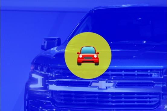 Catálogo interativo para concessionárias Chevrolet