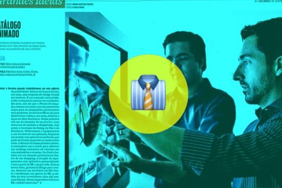 Aqua é destaque na revista Pequenas Empresas & Grandes Negócios