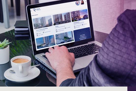 Jornada 100% digital: como a tecnologia transformou o mercado imobiliário?