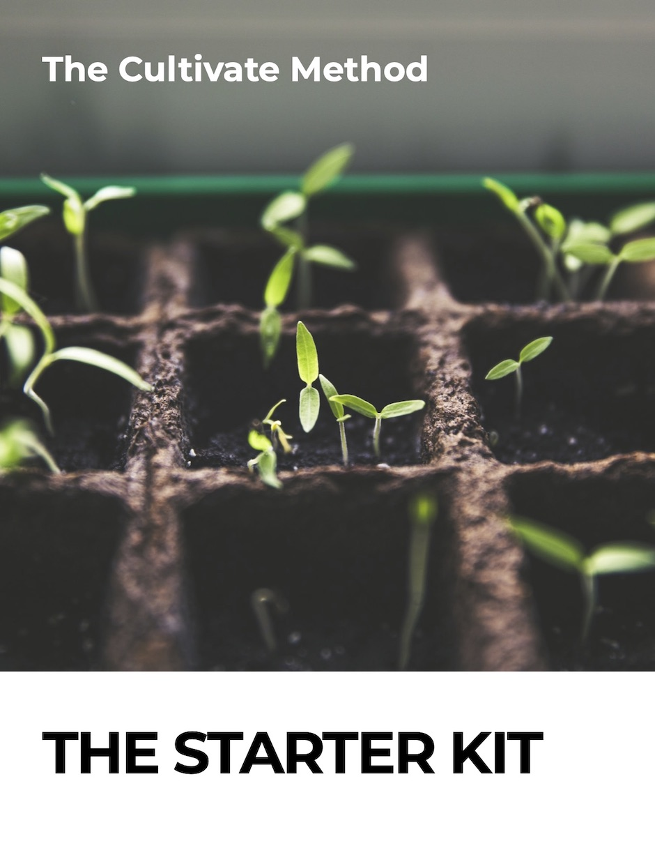 Cover image for The Starter Kit
