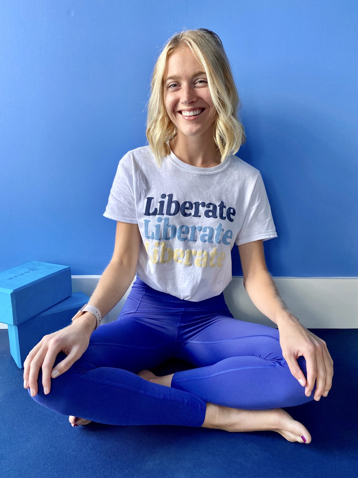 Olivia Bowser, CEO & Founder of Liberate