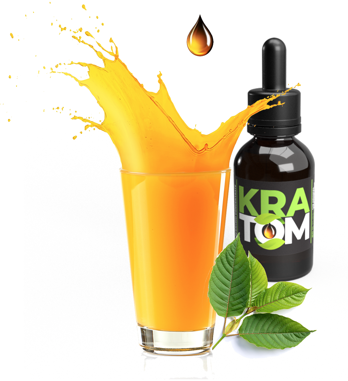 The future is here - the world's first Pure Mitragynine Kratom Extract - Kratom.com