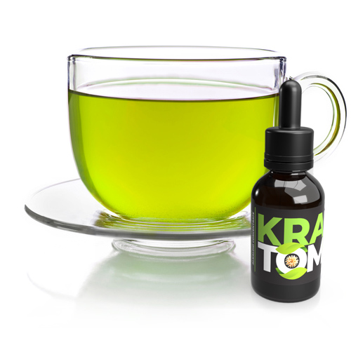 Liquid Kratom Extracts - One drop is all it takes