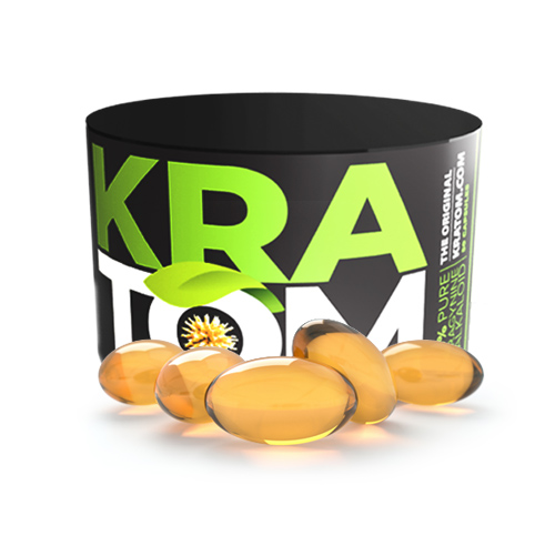 Kratom extract capsules and Tablets from kratom.com