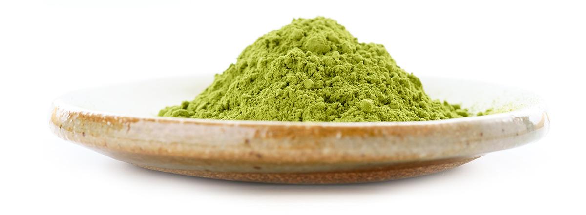 Maeng Da, Bali Premium, Hulu Kapual, white, green and red Kratom Powder