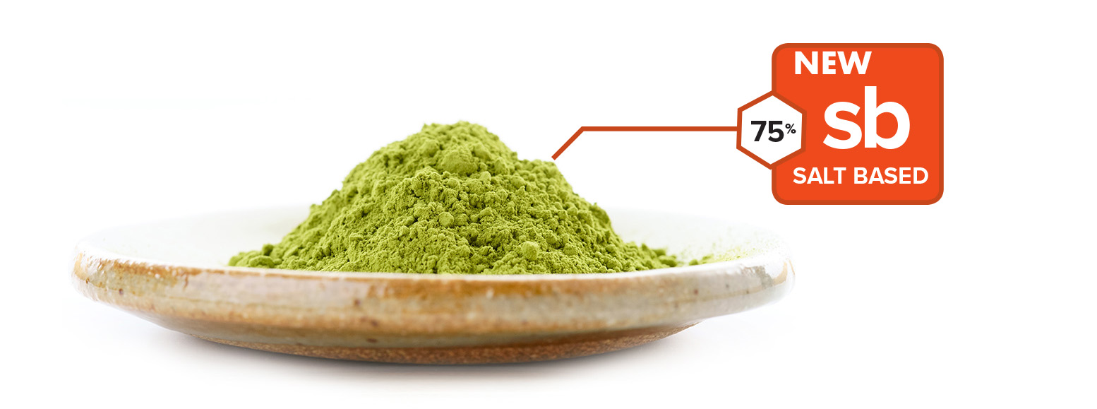 New innovations - Kratom.com launches the first salt-based Kratom extract