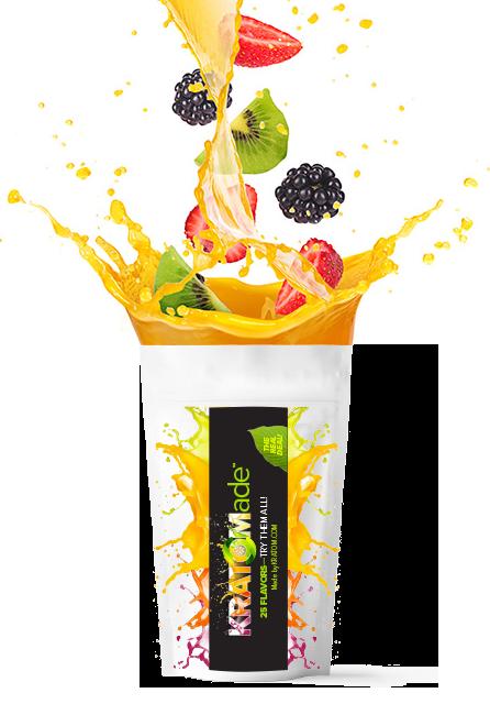 Kratomade - Super Powered Kratom Extract Juice Flavored Mixers!