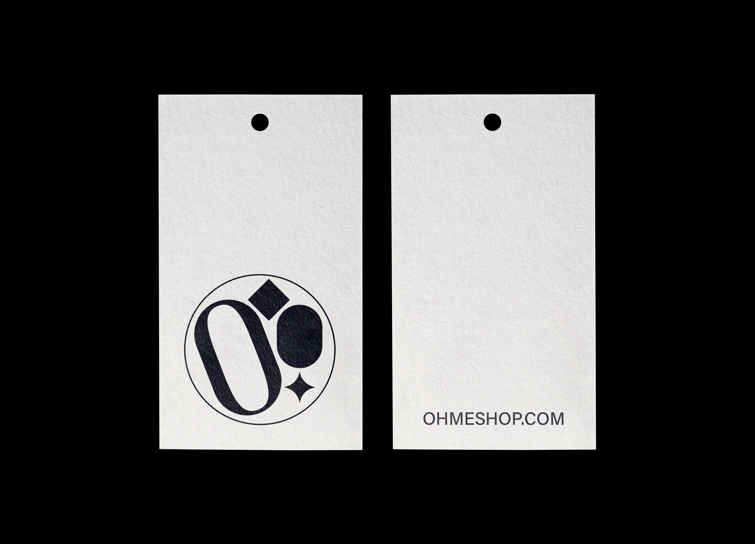 OHME Hang Tag Design