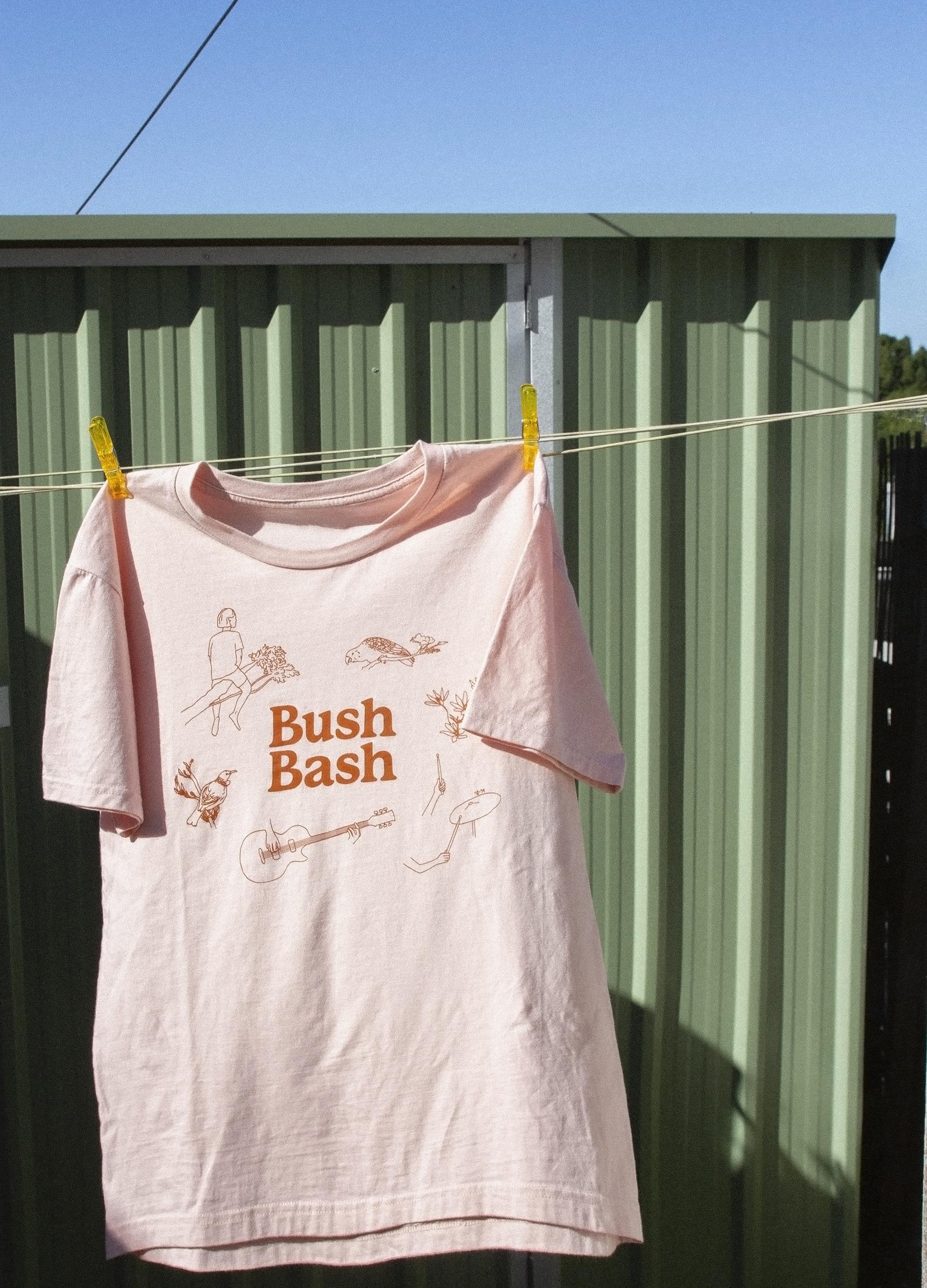 Bush Bash 2018 T-Shirt