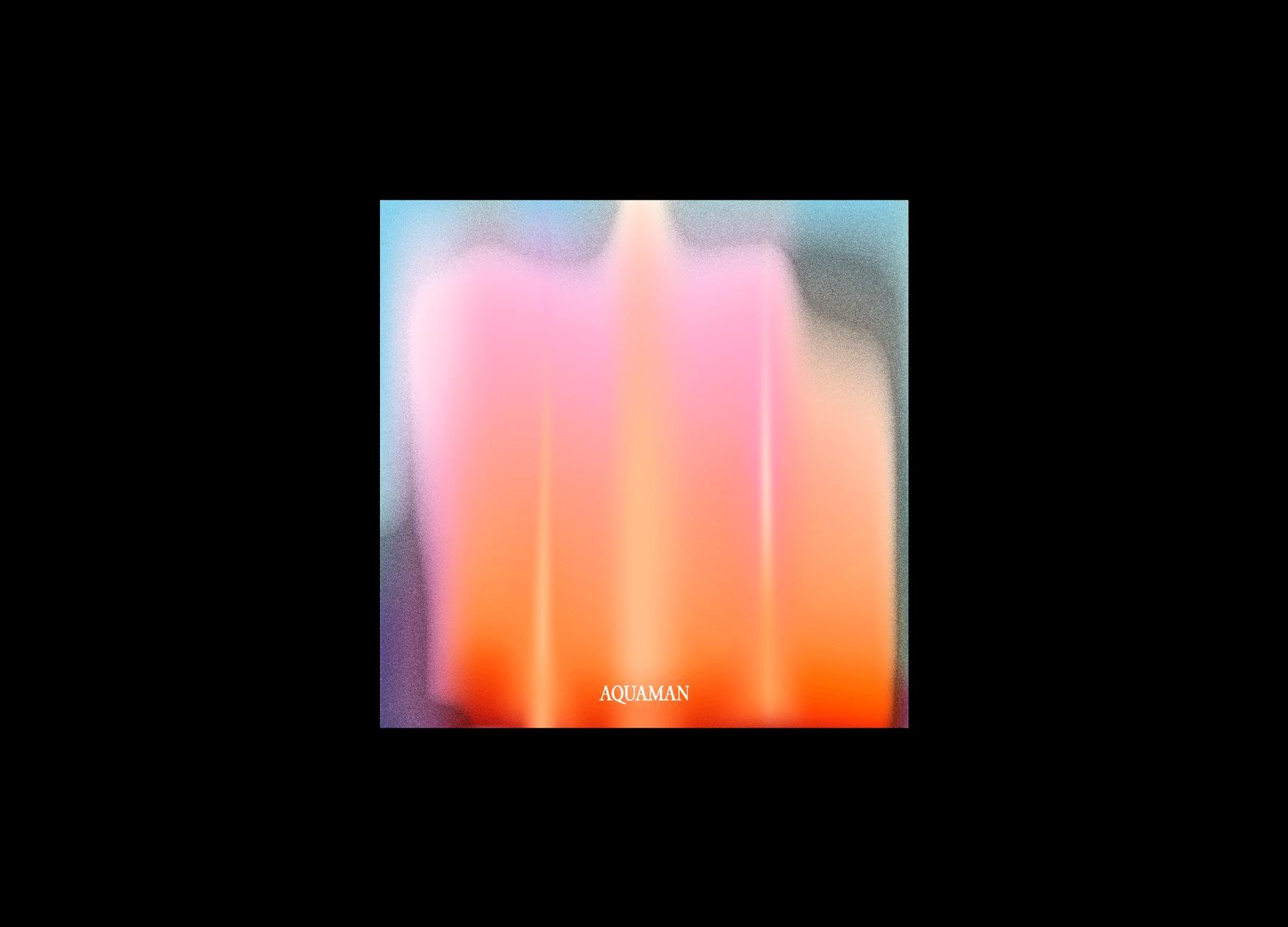 Album cover design by ES