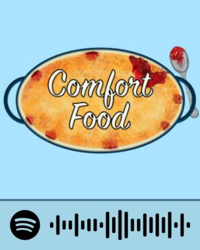 Comfort Food Spotify code