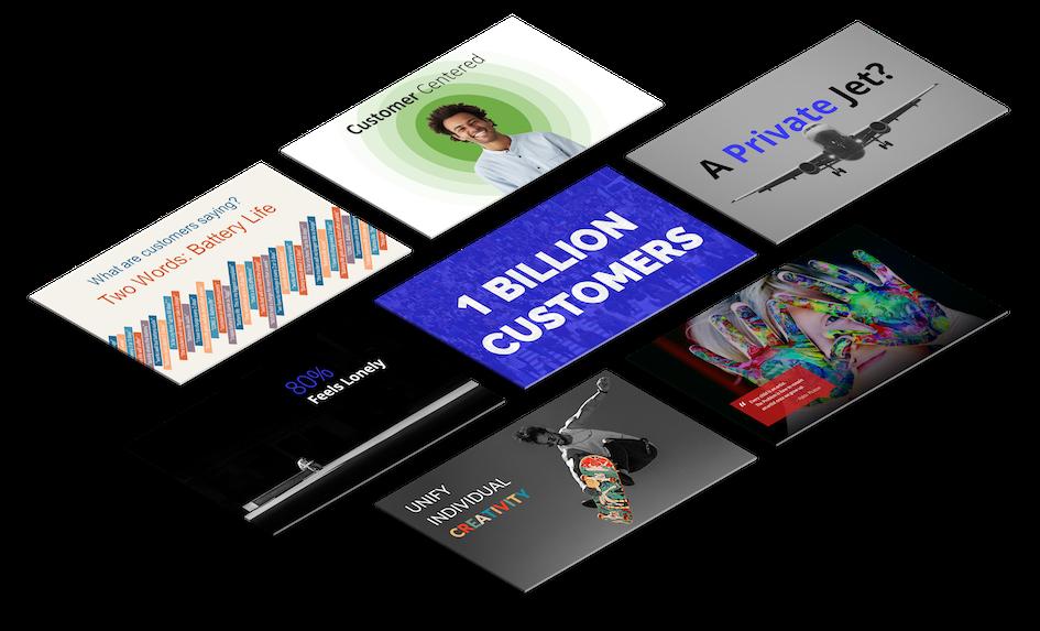 PowerPoint Design agency Portfolio