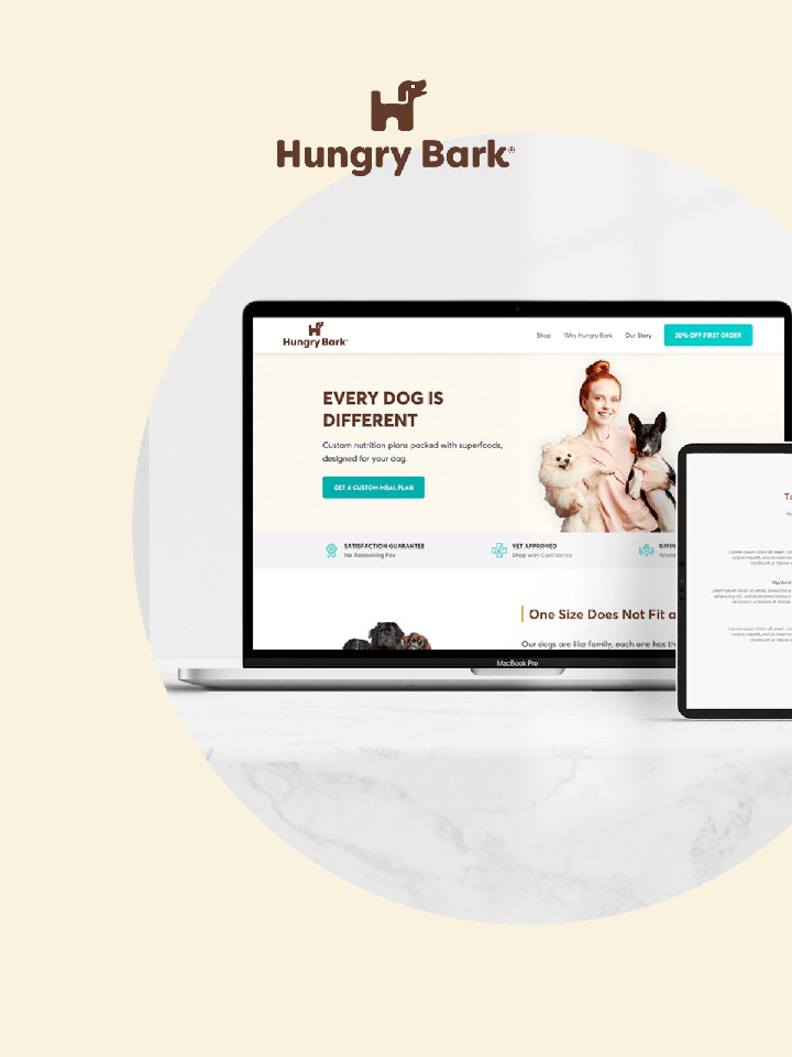 Hungry Bark Case Study