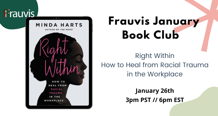 Book Club January - Right Within