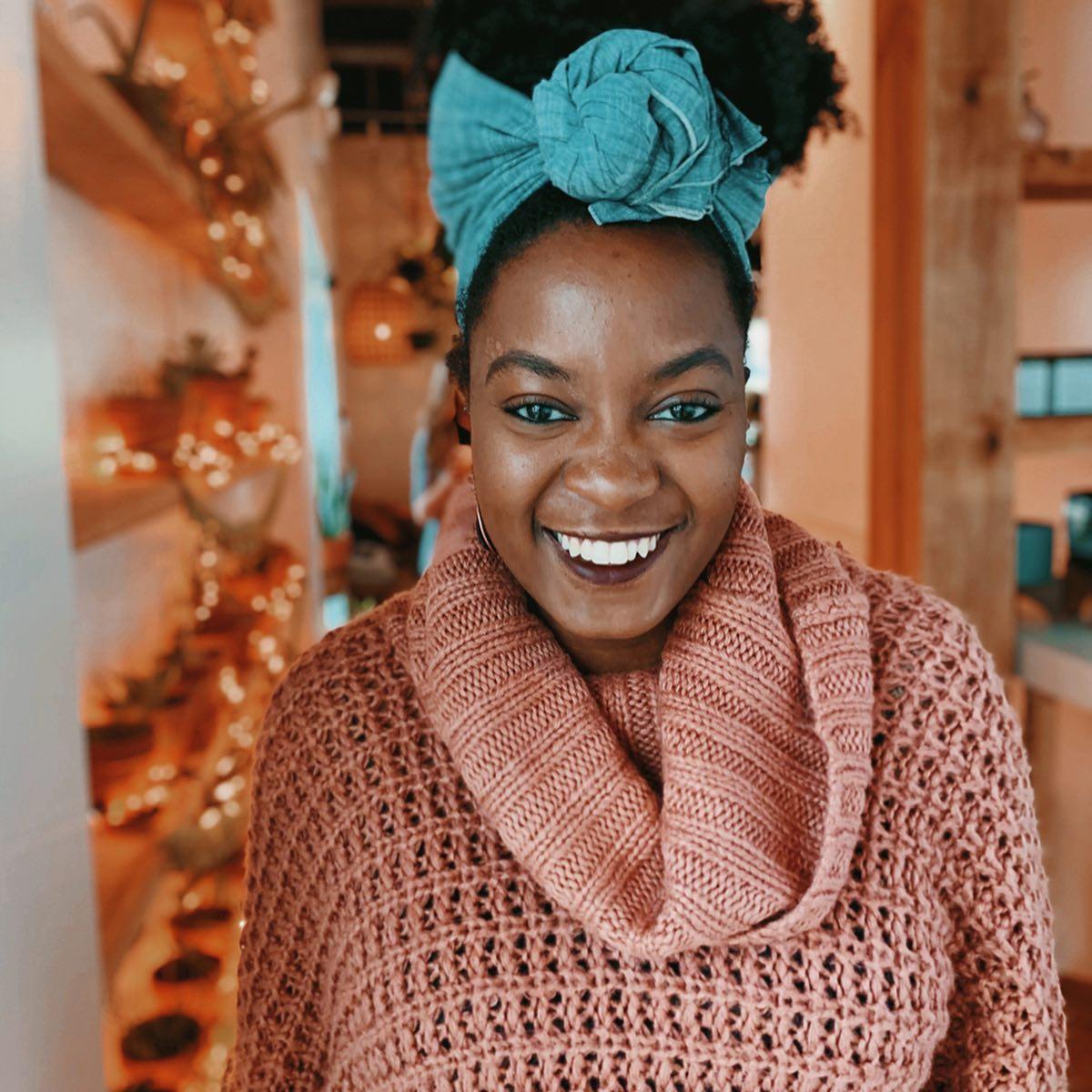 Photo of Soyo Awosika-Olumo.