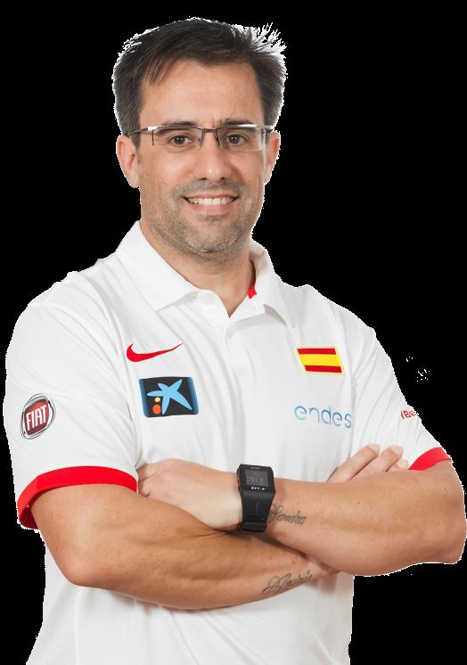 Oscar, entrenador personal de Sono Fit