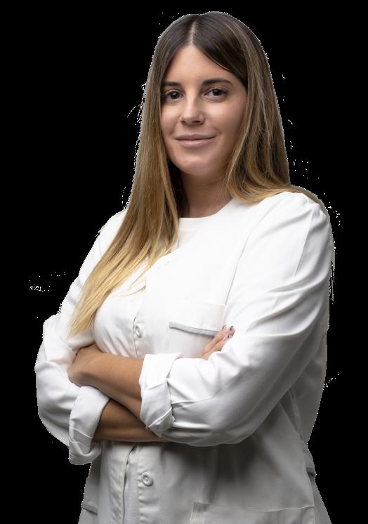 Isabel, nutricionista en Sono Fit