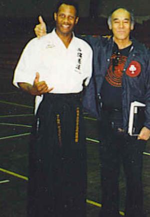 NKKF Sensei with Soke