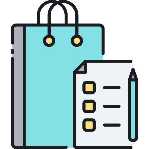 Curate the shopping cart over video