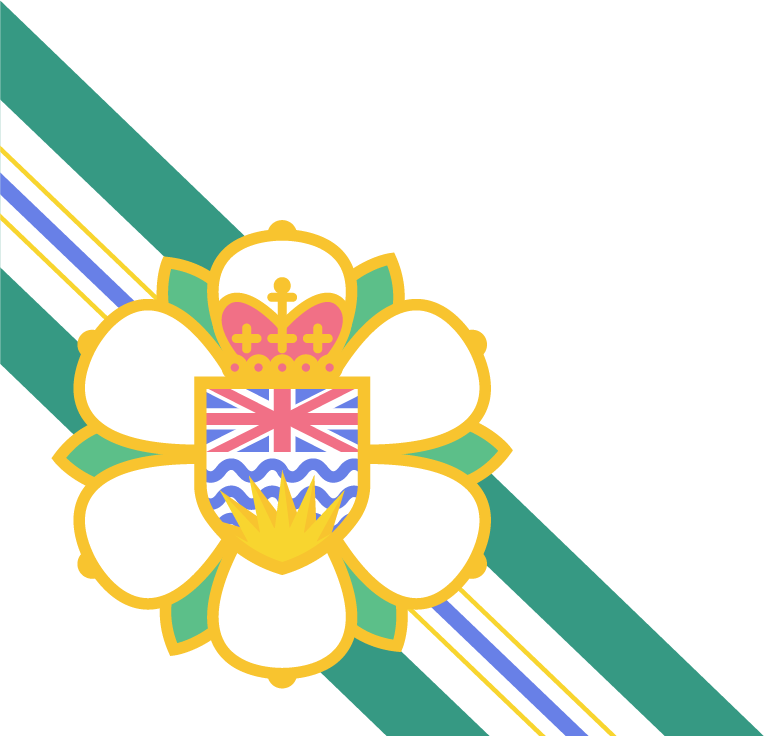 Order of British Columbia Graphic