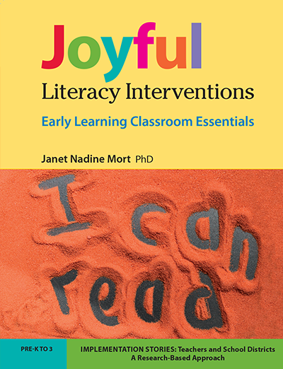 Joyful Literacy Interventions Cover