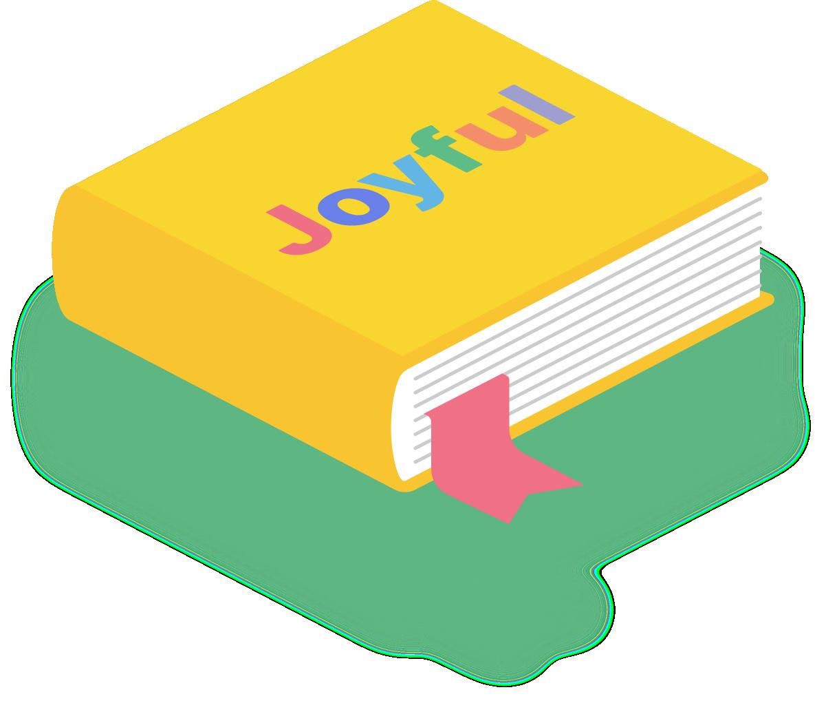 Book Illustration for Joyful Literacy Professional Development Video Bundle