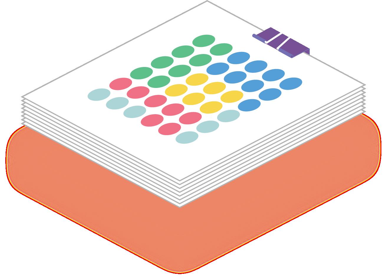 Circle Charts Illustration for Joyful Literacy Professional Development Video Bundle