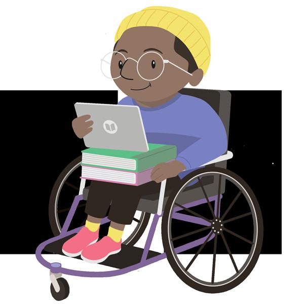 Early Reader Character Design for Joyful Literacy Online
