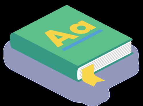 Educational Book Illustration for Joyful Literacy Professional Development Video Bundle
