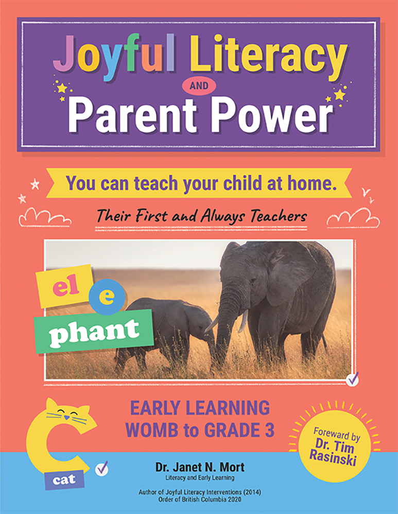 Joyful Literacy Interventions Book Cover