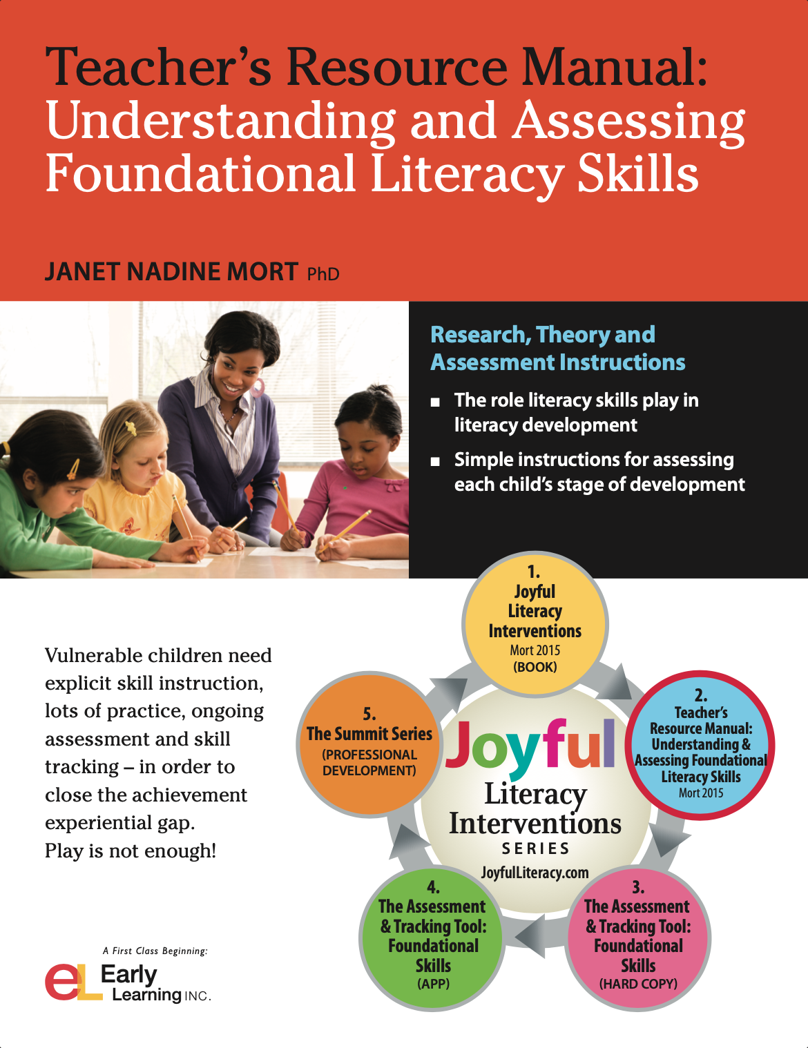 Joyful Literacy Interventions Cover