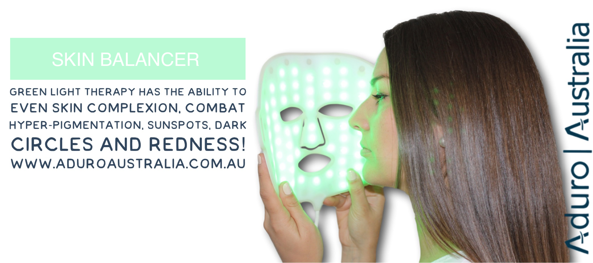 Personal LED MASK - Aduro Australia