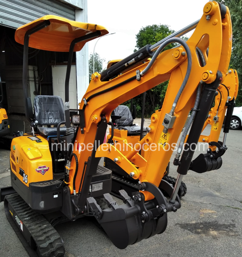 How do I find a Mini Excavator to donate?