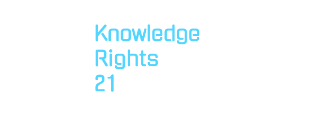 Knowledge Rights 21