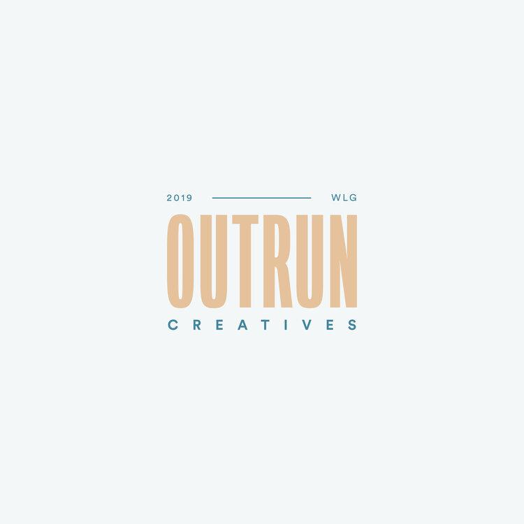 Outrun Creatives Branding