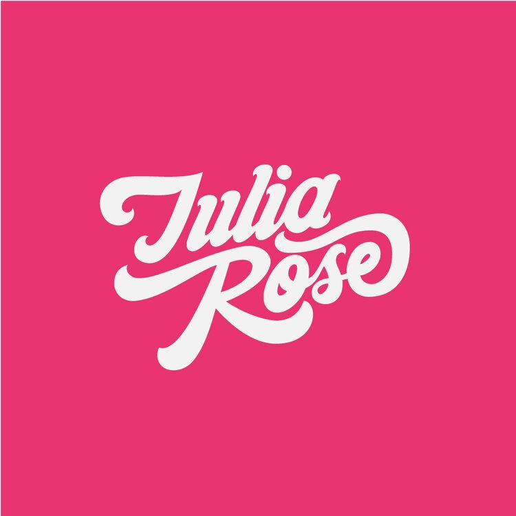 Julia Rose Logo Redesign
