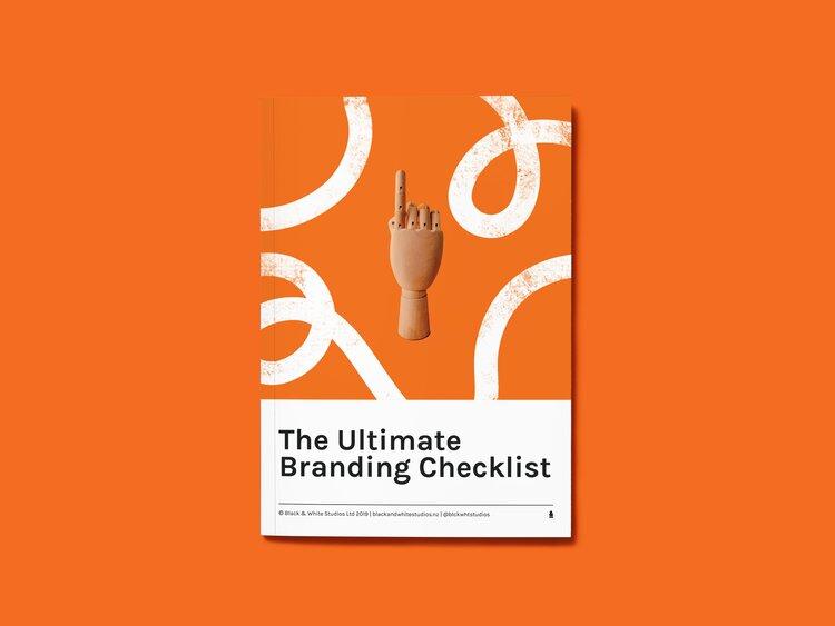 The Ultimate Branding Checklist