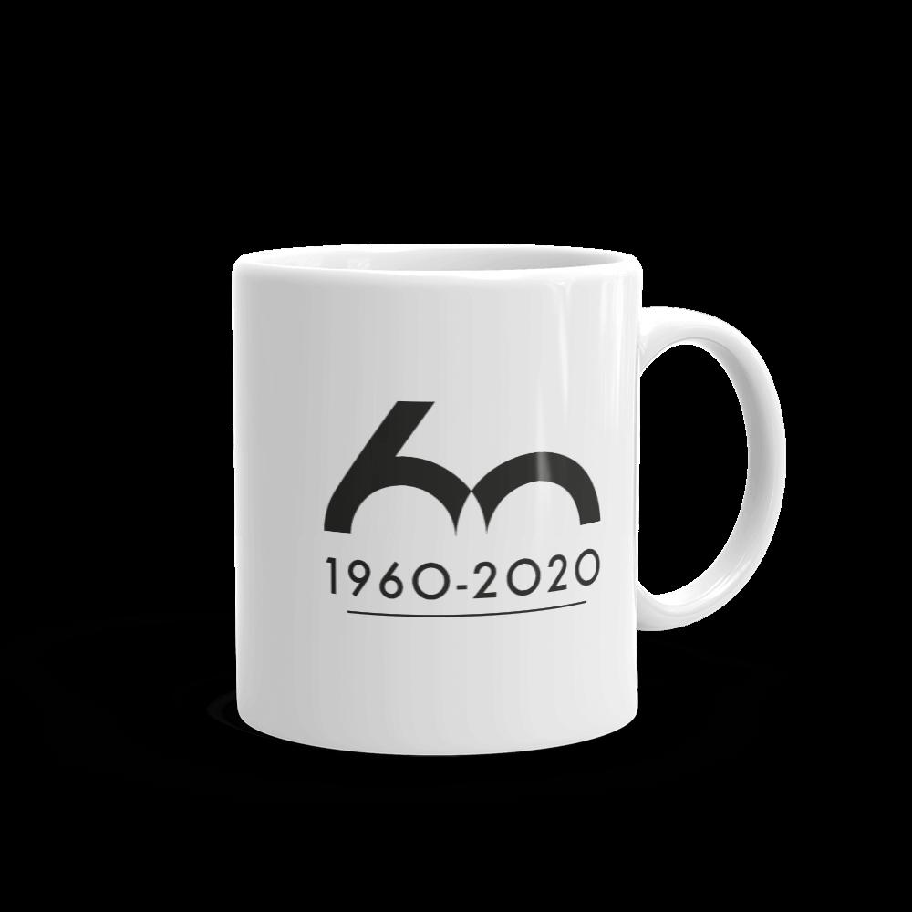 Porsche Club LA 60th Anniv. Limited Edition Mug