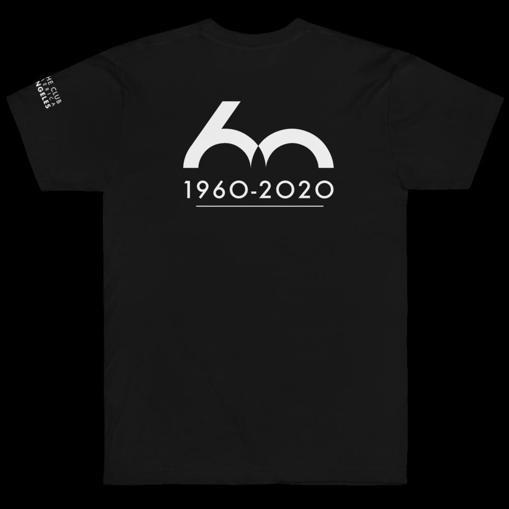 Porsche Club LA 60th Anniv. Limited Edition 60 Years T-Shirt