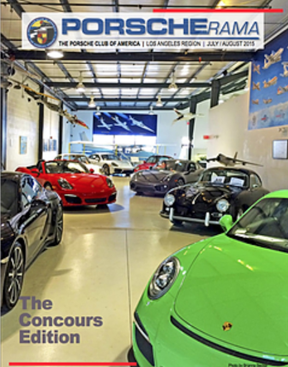 The Concours Edition